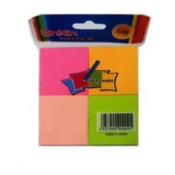 Stick Note 51/38 PP Fluo