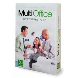 Rame papier Multioffice A4 Blanc