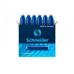 Cartouche d'encre Bleu tp6 SCHNEIDER