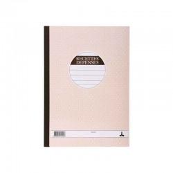 Cahier Recettes-Dépenses NCR