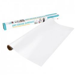 Rouleau Tableau Blanc adhésif - 60x200cm