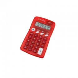 Calculatrice de Poche OLYMPIA LCD825-Rouge