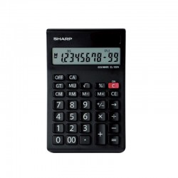 Calculatrice SHARP EL-122N 12 Chiifres