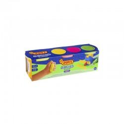 Pack de 3 pots de Pâte à modeler Jovi