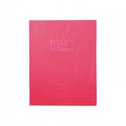 Protège cahier - 17 x 22 cm - Rose