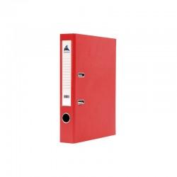 Classeur à levier Rouge Dos 55mm A4 -OfficePlast PLASTIPAP
