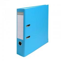 Classeur à Levier Exacompta A4 80mm-Bleu Clair