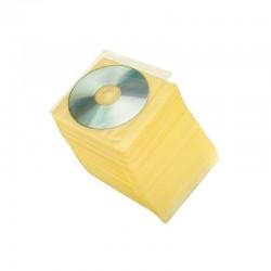 100 PIÈCES POCHETTES POUR CD / DVD