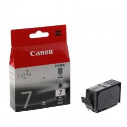 Cartouche jet d'encre d'origine Canon Canon PGI-7 BK Noir