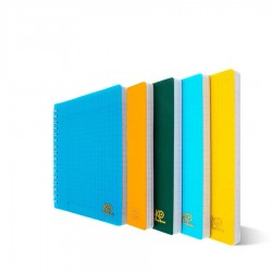 Cahier Wiro Petit Format-200 pages