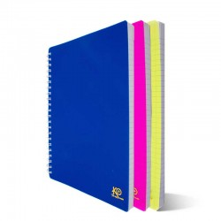 Cahier Wiro Grand Format-200 pages