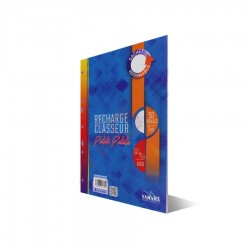 Recharge Classeur GM - 100 pages