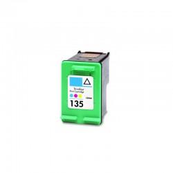 Cartouche HP 135 Adaptable-Couleur