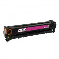 Toner Adaptable HP Laser CB543A-Magenta