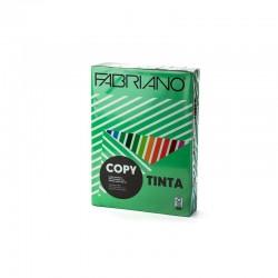 Rame Fabriano Vert Fort A4 80 gr - 500 feuilles