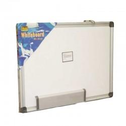 Tableau Blanc Cadre Aluminum 30x40