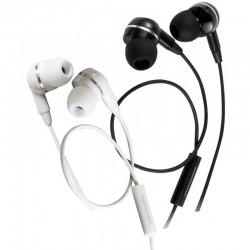 Écouteurs intra-auriculaires Blanc avec micro Promate EarMate-iS