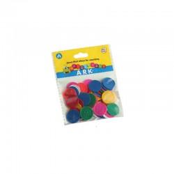 Pochette de 50 Jetons Plastique-ARK