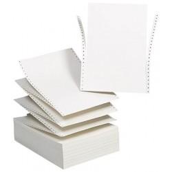 Papier listing Simple A4 11 x 24 cm