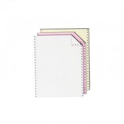 Rame Papier Listing A4 3 exp 11x24 cm-500 Feuilles