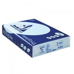 Rame Clairefontaine Bleu pastel A4 80 gr - 500 feuilles