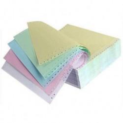 Rame Papier Listing A4 - 4 exp 11x24 cm-250Feuilles