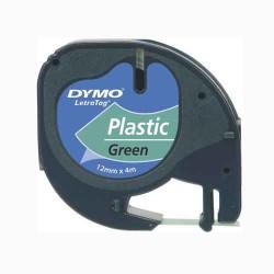 Ruban pour Étiqueteuse Dymo-Vert
