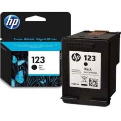 Cartouche d'Encre HP 123-Noir