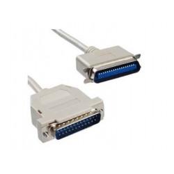 Cable imprimante Paralléle Manhattan -1.8 Mètres