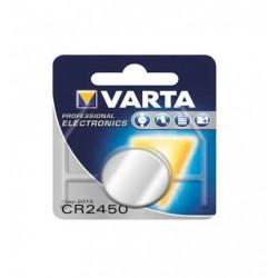 Pile bouton lithium VARTA - CR2450