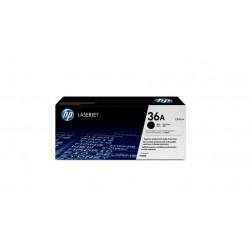 Toner HP LaserJet 36A noir (CB436A)