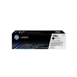 Toner HP D'origine 128A-Noir
