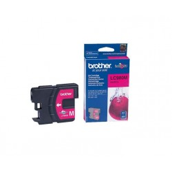 Cartouche Originale Brother LC980-Magenta
