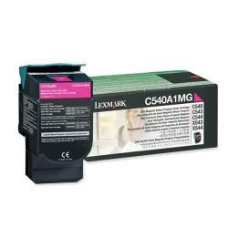 Toner Lexmark C540A1MG Originale-Magenta