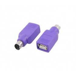 Adaptateur PS2 vers USB Manhattan