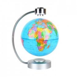 Globe magnétique carte du monde flottant