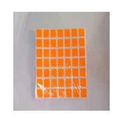 étiquettes multi-usage- Orange