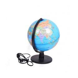 Globe Lumineux Arabe- 25 cm