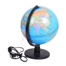Globe Lumineux Arabe- 32 cm