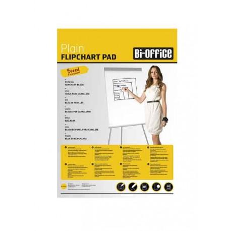 Rouleau Papier Flip Chart Bi-office