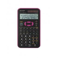 Calculatrice SHARP EL-506X Rose