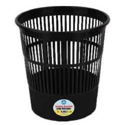 Ark Corbeille à papier (16 litres)-Noir
