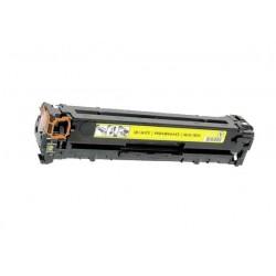 Toner Adaptable HP 130A - Jaune