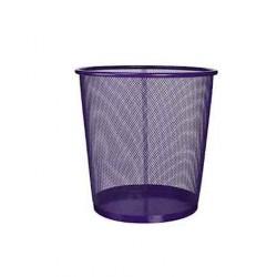 Corbeille à Papier Métallique Grand modèle-Violet