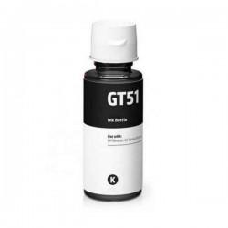 Bouteille d'encre Adaptable GT51 Noir