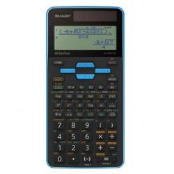 Calculatrice Scientifique SHARP EL-531 TG Bleu