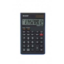 Calculatrice SHARP EL-124N 12 Chiifres