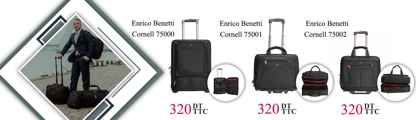 Enrico Benetti Cornell